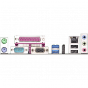 Placa de baza Arock H81 Pro BTC R2.0, Socket 1150, Form Factor ATX, Second Hand Placi de Baza