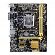 Placa de baza Asus H81M-E, Socket 1150, mATX, Fara Shield