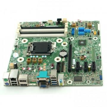 Placa de baza pentru HP ProDesk 600 G1 Tower si SFF, Model 795972-001, Socket 1150, Fara shield, Second Hand