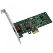 Placa de retea Intel, Gigabit Ethernet PCI Express X1, Diverse modele, Second Hand Calculatoare