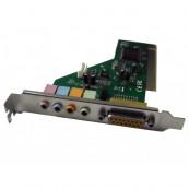 Placa de sunet 5.1 Bulk, PCI, 3d Sound Calculatoare