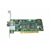 Placa retea PCI  32Bit UTP & Fibra, AT-2450FTX 10/100TX, High Profile, Second Hand Calculatoare