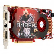 Placa video MSI AMD Radeon HD 4850, 512MB GDDR3, 256 bit, DVI, S-Video