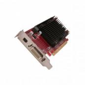 Placa video PCI-E ATI Radeon Card 6350 512MB, DMS-59, low profile design + Adaptor cablu video DMS 59 la 2 x VGA, Second Hand Calculatoare