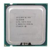 Procesor Intel Celeron 440, 2.0Ghz, 512K Cache, 800 MHz FSB, Second Hand Calculatoare