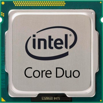 Procesor Laptop Intel Core Duo T2050 1.60GHz, 2 MB Cache, 533MHz FSB, Second Hand Laptopuri