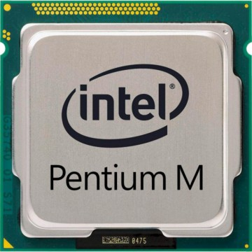 Procesor Laptop Intel Pentium M750 1.86GHz, 2 MB Cache, 533MHz FSB, Second Hand Laptopuri