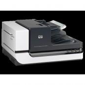 Scanner Second Hand HP Scanjet Enterprise Flow N9120 Flatbed, ADF, USB, Retea (L2683B) Imprimante