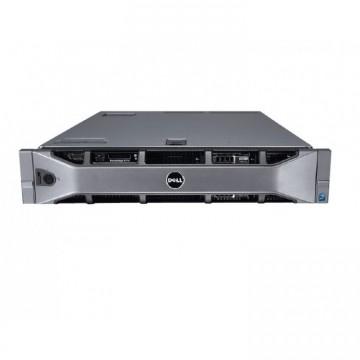 Server Dell PowerEdge R710, 2 x Intel Xeon Quad Core E5540 2.53GHz-2.80GHz, 24GB DDR3 ECC, 2x 600GB SAS-2.5 inch, Raid Perc H700/512MB, Idrac 6 Express, 2 surse redundante, Second Hand
