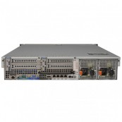 Server Dell PowerEdge R710, 2x Intel Xeon Quad Core E5504, 2.0GHz, 32GB DDR3 ECC, 2x 1TB SAS/7,2K, Raid Perc 6i, Idrac 6 Express, 2 surse redundante, Second Hand Servere & Retelistica