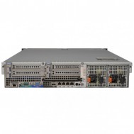 Server Dell PowerEdge R710, 2x Intel Xeon Quad Core E5504, 2.0GHz, 32GB DDR3 ECC, 2x 1TB SATA, Raid Perc 6i, Idrac 6 Express, 2 surse redundante
