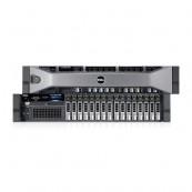 Server Dell PowerEdge R720, 2x Intel Xeon Hexa Core E5-2620, 2.0GHz - 2.50GHz, 384GB DDR3 ECC, 2 x SSD 512GB SATA + 14 x HDD 600GB SAS/10K, Raid Perc H710 mini, Idrac 7 Enterprise, 2 surse redundante, Fornt bezel