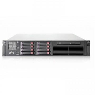 Server HP Proliant DL380 G7, 2x Intel Xeon Quad Core E5620 2.40GHz-2.66GHz, 16GB DDR3 ECC, 2x 146GB SAS/10K, RAID P410I/256MB, 2x Surse HS, Second Hand Servere & Retelistica