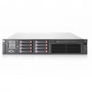 Server HP Proliant DL380 G7, 2x Intel Xeon Quad Core E5620 2.40GHz-2.66GHz, 48GB DDR3 ECC,2 X 450GB SAS/10K + 2x 600GB SAS/10K, RAID P410I/256MB, 2x Surse HS