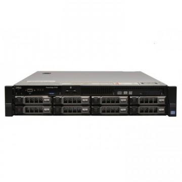 Server Refurbished Dell PowerEdge R720, 2x Intel Xeon Octa Core E5-2650 V2, 2.60GHz - 3.40GHz, 256GB DDR3 ECC, 2 x SSD 240GB SATA + 2 x 2TB HDD SAS + 4 x 3TB HDD SATA, Raid Perc H710 mini, Idrac 7 Enterprise, 2 surse HS Servere & Retelistica