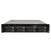 Server Refurbished Dell PowerEdge R720, 2x Intel Xeon Octa Core E5-2650 V2, 2.60GHz - 3.40GHz, 96GB DDR3 ECC, 2 x SSD 240GB SATA + 2 x 2TB HDD SATA + 2 x 3TB HDD SATA, Raid Perc H710 mini, Idrac 7 Enterprise, 2 surse HS Servere & Retelistica