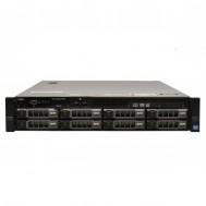 Server Refurbished Dell PowerEdge R720, 2x Intel Xeon Octa Core E5-2690, 2.90GHz - 3.80GHz, 72GB DDR3 ECC, 2 x SSD 120GB SATA + 2 x 2TB HDD SATA + 2 x 3TB HDD SATA, Raid Perc H710 mini, Idrac 7 Enterprise, 2 surse HS