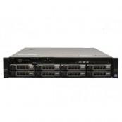 Server Refurbished Dell PowerEdge R720, 2x Intel Xeon Octa Core E5-2690, 2.90GHz - 3.80GHz, 96GB DDR3 ECC, 2 x SSD 240GB SATA + 2 x 2TB HDD SATA + 2 x 3TB HDD SATA, Raid Perc H710 mini, Idrac 7 Enterprise, 2 surse HS Servere & Retelistica
