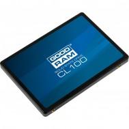 SSD Goodram SSDPR-CL100-240, 240GB, 2.5'', SATA III, 510/400 MB/s