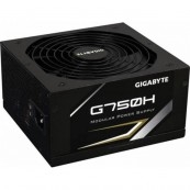 Sursa Gigabyte G750H, 750W, semi-modulara, 80 Plus Gold, Eff. 90%, Active PFC, ATX12V v2.31, 1x140mm fan Calculatoare