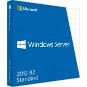 Windows Server Standard 2012 R2, 64bit, DVD, English, OEM