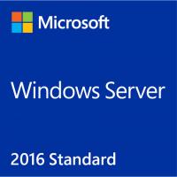Windows Server Standard 2016 64Bit English/ OEI DVD, 16 Core