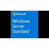 Windows Server Standard 2019, 64Bit, English, 1pk DSP OEI, DVD, 16 Core Software & Diverse