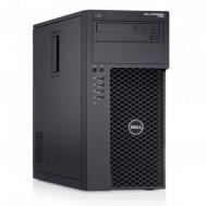 Workstation Dell Precision T1700, Intel Xeon Quad Core E3-1271 V3 3.60GHz - 4.00GHz, 16GB DDR3, 240GB SSD + 2TB SATA, nVidia Quadro K2200/4GB, DVD-RW