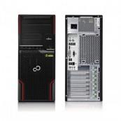 Workstation Fujitsu Celsius W510, Intel Xeon E3-1225 3.10GHz, 8GB DDR3, 500GB SATA, DVD-ROM, Second Hand Calculatoare