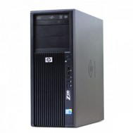 Workstation HP Z200,Intel Xeon X3470, 4GB DDR3, 250Gb, DVD-RW + Nvidia Quadro FX580 512MB