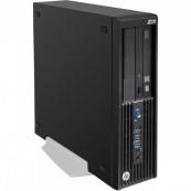 Workstation HP Z230 Desktop, Intel Xeon Quad Core E3-1230 v3 3.30GHz-3.70GHz, 16GB DDR3, HDD 1TB SATA, DVR-RW, Placa video ATI FirePro V3900/1GB, Second Hand Calculatoare