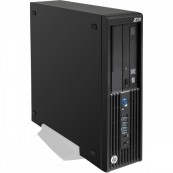 Workstation HP Z230 Desktop, Intel Xeon Quad Core E3-1230 v3 3.30GHz-3.70GHz, 16GB DDR3, SSD 120GB + HDD 2TB SATA, DVR-RW, Placa video ATI FirePro V3900/1GB, Second Hand Calculatoare