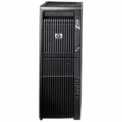 Workstation HP Z600, 2 x CPU Intel Xeon Hexa-Core X5650 2.66GHz-3.06GHz , 48GB DDR3 ECC, SSD 120GB + 2TB HDD, nVidia Quadro K2000/2GB GDDR5 128biti, Second Hand Calculatoare