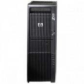 Workstation HP Z600, 2 x CPU Intel Xeon Hexa-Core X5650 2.66GHz-3.06GHz , 96GB DDR3 ECC, SSD 240GB + 3TB HDD, nVidia Quadro 4000/2GB GDDR5 256biti, Second Hand Workstation Second Hand