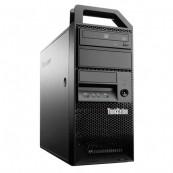 Workstation Lenovo ThinkStation E32 Tower, Intel Xeon Quad Core E3-1270 V3 3.50GHz-3.90GHz, 16GB DDR3, 256GB SSD, nVidia Quadro NVS310/512MB, DVD-ROM