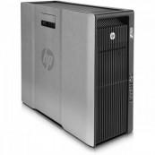 Workstation Refurbished HP Z820, 2x Intel Xeon E5-2660 V2 2.20GHz-3.00GHz DECA Core, 16GB DDR3 ECC, 1 TB HDD, nVidia Quadro K600 1GB GDDR3 + Windows 10 Pro 64 biti Calculatoare