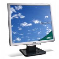 Monitor Acer AL1716, 17 Inch LCD, 1280 x 1024, VGA, Fara picior, Grad A-