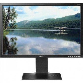 Monitor Acer B223W, 22 Inch, 1680 x 1050 LCD, VGA, DVI, Grad A-