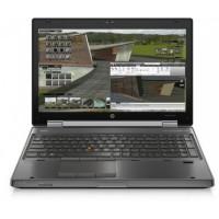 Laptop Mobile Workstation HP 8570w, Intel Core i7-3630QM 2.40GHz, 8GB DDR3, 240GB SSD, AMD Radeon 7730M, DVD-RW, 15.6 Inch, Webcam, Tastatura Numerica, Grad A-