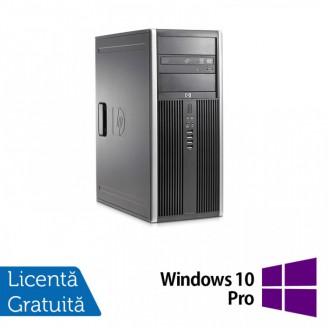 Calculator HP 8200 Tower, Intel Core i7-2600 3.40GHz, 4GB DDR3, 500GB SATA, DVD-RW + Windows 10 Pro