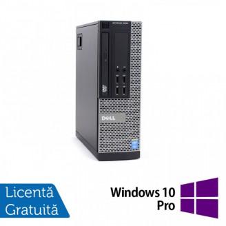Calculator DELL OptiPlex 9020 SFF, Intel Core i5-4570 3.20GHz, 8GB DDR3, 500GB SATA, DVD-RW + Windows 10 Pro
