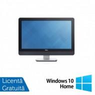 All In One DELL 9010, 23 Inch Full HD, Intel Core i5-3570S 3.10GHz, 4GB DDR3, 120GB SSD + Windows 10 Home