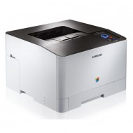 Imprimanta Laser Color Samsung CLP-415NW, 19ppm, 600x600 dpi, Retea, USB, Wireless