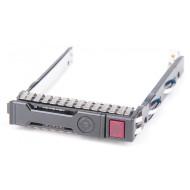 Caddy / Sertar NOU pentru HDD server HP Gen8/Gen9, 2.5 inch, SFF, SAS/SATA
