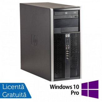 Calculator HP 6200 Tower, Intel Pentium G620 2.60GHz, 4GB DDR3, 250GB SATA, DVD-ROM (Top Sale!) + Windows 10 Pro