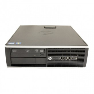 Calculator HP 8200 Elite SFF, Intel Core i7-2600 3.40GHz, 8GB DDR3, 500GB SATA, DVD-RW