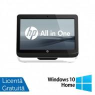 All In One HP Pro 3520, 20 Inch, Intel Core i3-3220 3.30GHz, 8GB DDR3, 500GB SATA, DVD-RW + Windows 10 Home