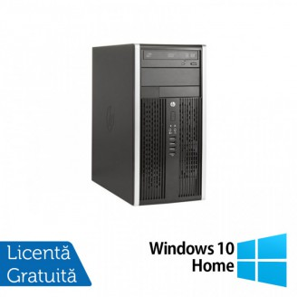 Calculator HP 8300 Elite MT, Intel Core i5-3470 3.20GHz, 4GB DDR3, 500GB SATA, DVD-RW + Windows 10 Home