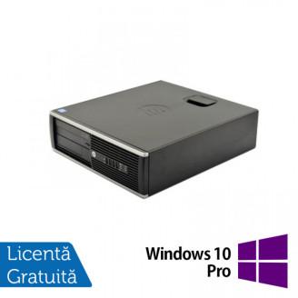Calculator HP 6300 SFF, Intel Core i5-3470 3.20GHz, 8GB DDR3, 240GB SSD, DVD-RW + Windows 10 Pro