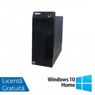 Calculator Lenovo Thinkcentre M72E Tower, Intel Core i5-3470 3.20GHz, 4GB DDR3, 250GB SATA, DVD-RW + Windows 10 Home